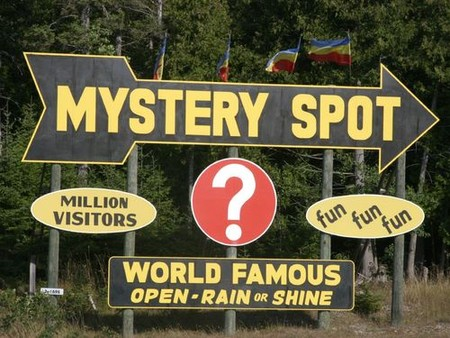 Аномальная зона сегодня очень популярна среди туристов