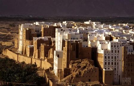 Шибам - город глиняных небоскребов — фото 18