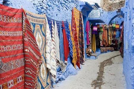 Тканые и шерстяные одеяла — визитная карточка Шауена