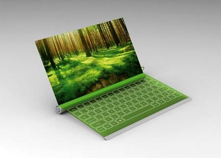 Заряжается Plantbook необычным способом