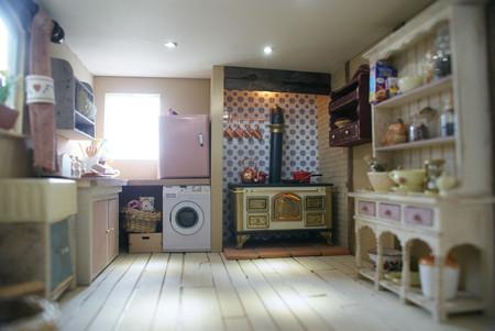 Миниатюрная кухня