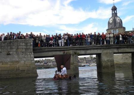 Лодка из шоколада от Джорджа Ларнико — фото 12