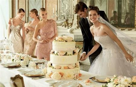 Весенне-летняя коллекция свадебных платьев от Pronovias  2013 — фото 22