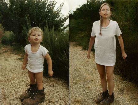 Сесиль в 1987 и 2010, Франция