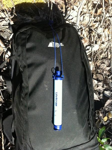 LifeStraw - трубка-фильтр для очищения воды — фото 9