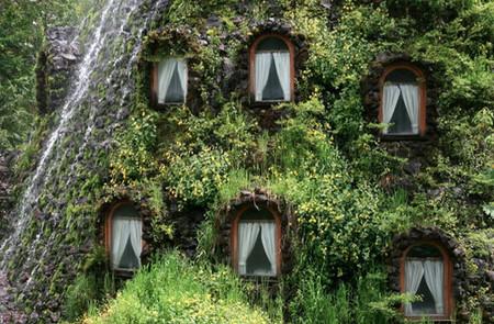 Magic Mountain Lodge - отель-вулкан в девственных лесах Патагонии — фото 2
