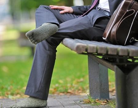 В путешествие можно вместо лишней пары ботинок захватить с собой… носки