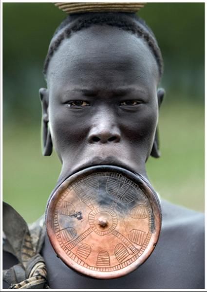 Удивительная Африка от Стива Блума — фото 1