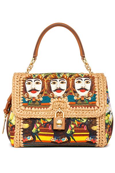 Новая модель от Dolce & Gabbana - сумка Miss Dolce — фото 13