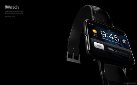 iWatch - гибрид наручных часов и смартфона от Apple — фото 8
