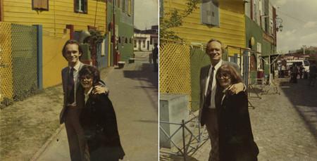Мои родители в 1970 и 2010, Буэнос — Айрес