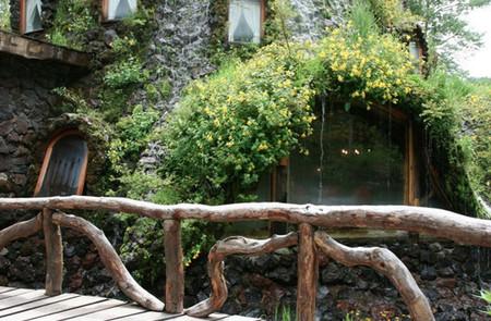 Magic Mountain Lodge - отель-вулкан в девственных лесах Патагонии — фото 7