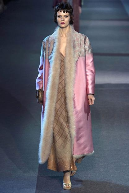 Шинель... и другие модели пальто осеннего сезона — фото 11