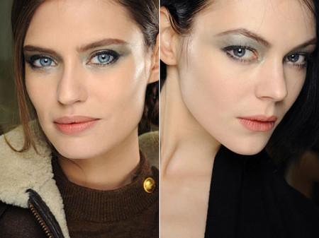 Модный макияж глаз в весенне-летнем сезоне 2012 — фото 28