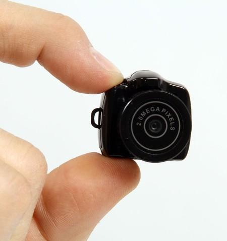 MAME-CAM - самая маленькая фотокамера с функционалом — фото 8