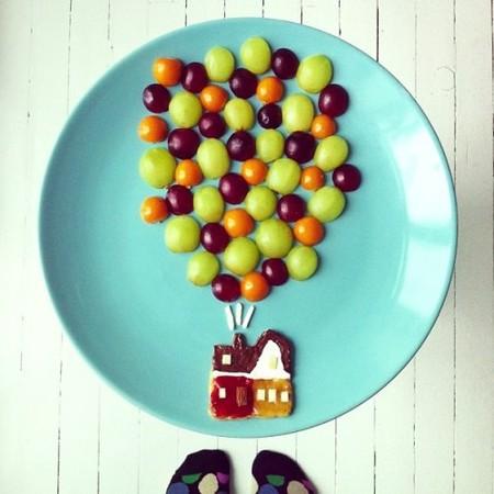 Вкусные и позитивные картины от Иды Скивенес — фото 13