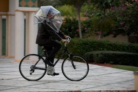 У природы нет плохой погоды: подборка креативных и необычных зонтиков — фото 4