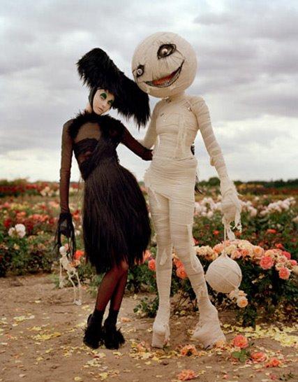 Неведимка и его леди