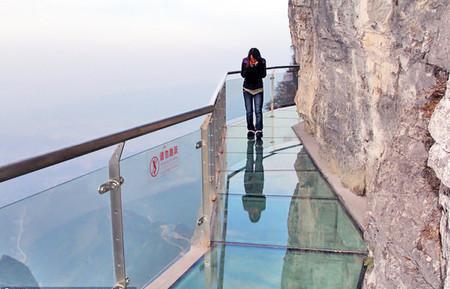 Некоторым туристам приходится морально подготовиться