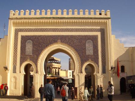 Марокканский стиль в архитектуре