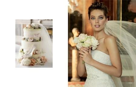Весенне-летняя коллекция свадебных платьев от Pronovias  2013 — фото 17