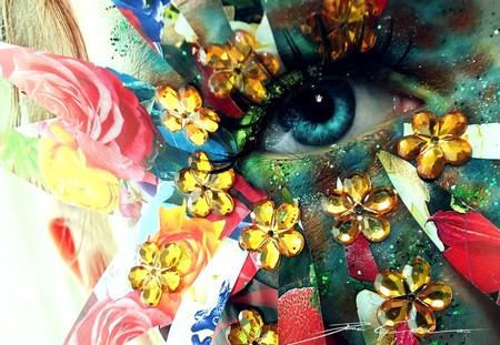 Фантастический макияж от немецкой художницы Свеньи Йодике — фото 7