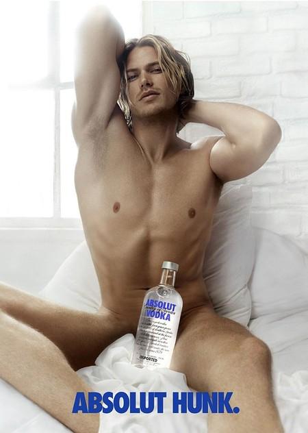 Водка Absolut (реклама создавалась для сериала «Секс в большом городе»)