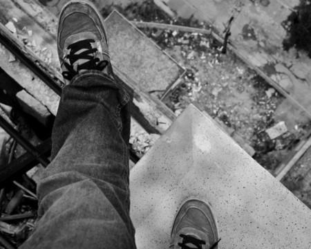 Жизнь на краю или головокружительные фотографии Денниса Мейтленда — фото 13