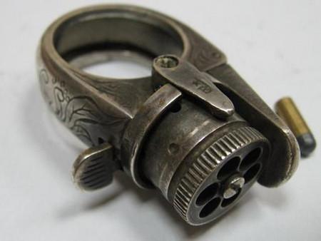 Обзор самых необычных револьверов в мире — фото 3