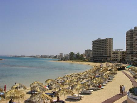 Фамагуста — город-порт на юго-восточном побережье о. Кипр