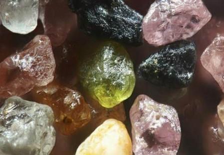 Песчинки под микроскопом. Уникальные макрофотографии Гэри Гринберга — фото 4