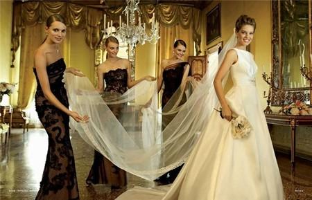 Весенне-летняя коллекция свадебных платьев от Pronovias  2013 — фото 13