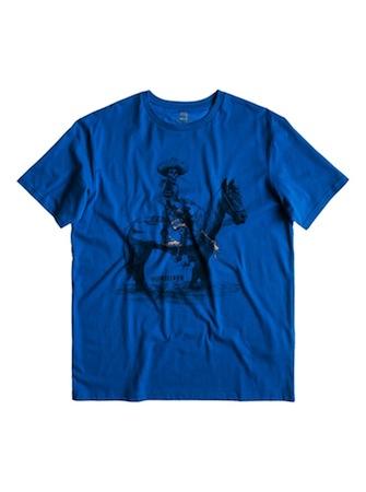 Коллекция тематических футболок от Quiksilver