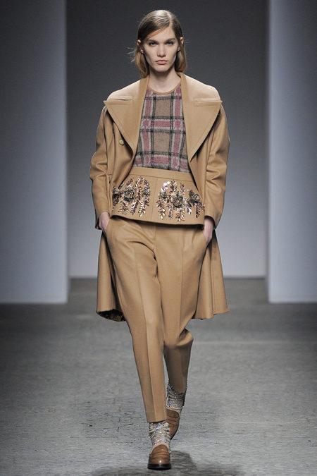 Шинель... и другие модели пальто осеннего сезона — фото 6