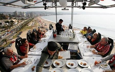 Обед в небе для смельчаков и гурманов — фото 12