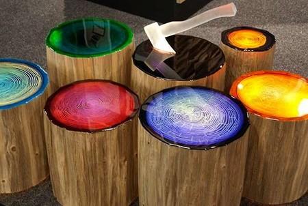 Пеньки-светильники от Джадсона Бомонта — фото 7