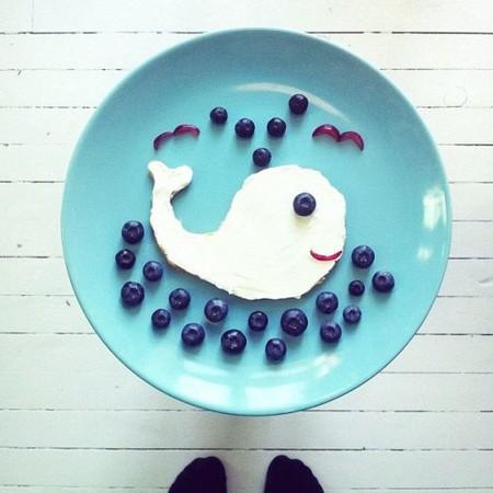 Вкусные и позитивные картины от Иды Скивенес — фото 21