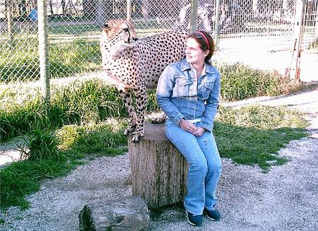 Lujan - зоопарк для самых смелых — фото 19