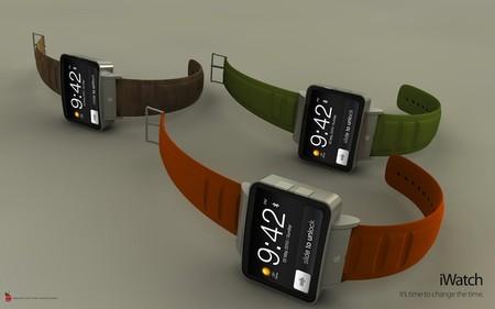iWatch - гибрид наручных часов и смартфона от Apple — фото 5