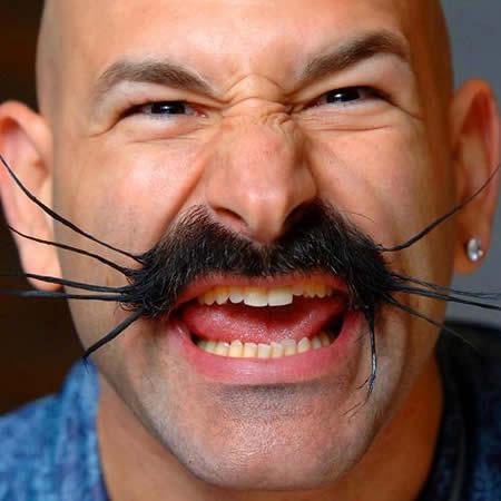 От усов до бороды: соревнования бородачей — фото 18