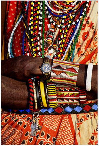 Удивительная Африка от Стива Блума — фото 12