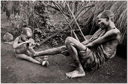 Удивительная Африка от Стива Блума — фото 20
