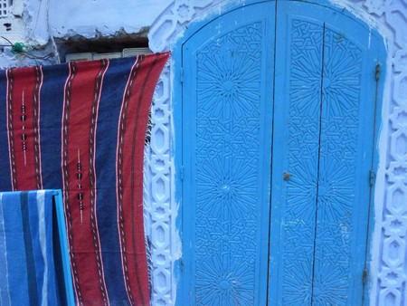 Небесно-голубой город Шауен — фото 11