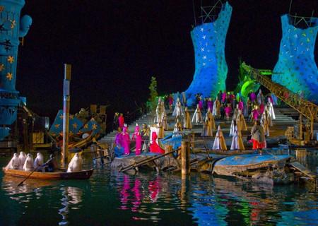 Плавающие сцены на Bregenz Festival в Брегенце — фото 26