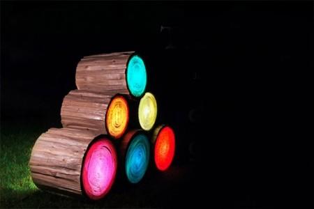 Пеньки-светильники от Джадсона Бомонта — фото 5