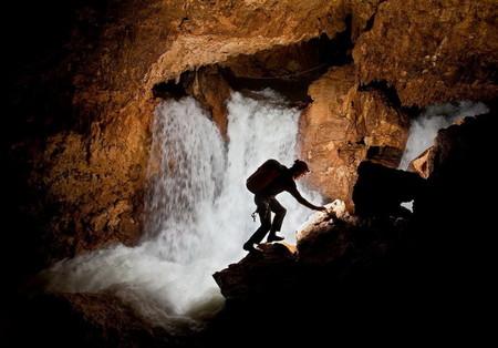 Крубера-Воронья  - самая глубокая карстовая пещера в мире — фото 18