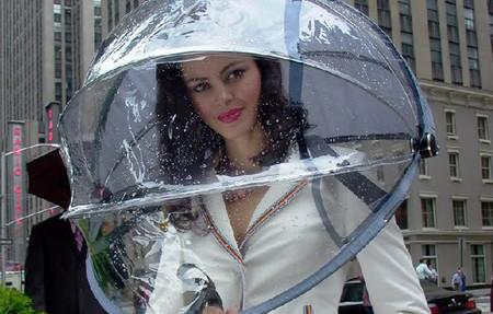 У природы нет плохой погоды: подборка креативных и необычных зонтиков — фото 1