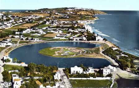 город Карфаген (Тунис) знменит своими античными достопримечательностями
