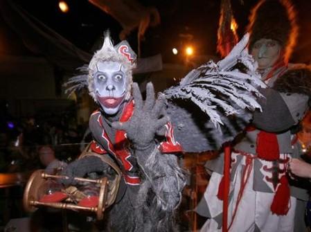 Тематическая вечеринка на Хэллоуин