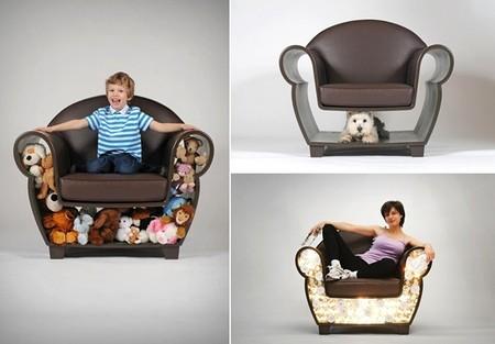 Кресло для ленивых )